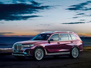 日本の伝統技術と最高峰SUVが融合した奇跡の1台! BMW X7西陣エディションが登場