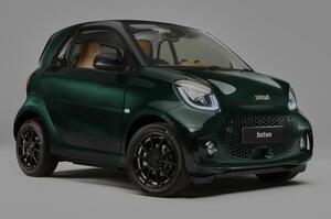 【上質な内外装】スマートEQフォーツー ブラバス風の特別仕様車登場 期間限定モデル