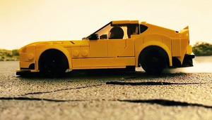 トヨタとレゴがコラボ レゴの「GRスープラ」特設サイトを7月20日からオープン