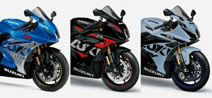 スズキが最高峰スーパースポーツ「GSX-R1000R」の最新モデルを発表! カラーを変更し2021年7月30日に発売