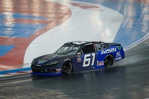 服部レーシングのスープラは無念のリタイア【NASCAR Xfinityシリーズ第29戦】