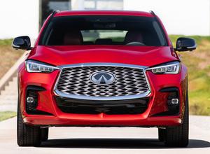 日産 新型SUV「インフィニティ QX55」をロサンゼルスで発表