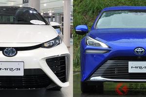 トヨタ新型「ミライ」はエコなだけじゃない! 新型モデルはどう進化?
