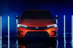 【新型シビック初公開】ホンダ、11代目のプロトタイプを米国発表 タイプRも デザイン刷新 シャシー強化