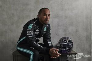 1年契約で残留のハミルトン、F1で「あまりに先の計画を立てる必要はない」と意図を説明
