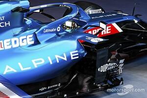 今こそアルピーヌが、F1で戦う時……新車A521発表に際し、チームがコメント