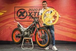 2020年Xトライアル世界選手権チャンピオンの確定 トニー・ボウ選手が全戦全勝でタイトル獲得!