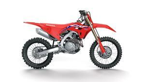 最速リリース、CRF450Rの2022モデルが北米で発表。新モデルCRF450R-Sとは