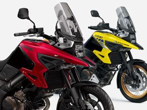 【スズキ】スポーツアドベンチャーツアラー「V-STROM 1050」シリーズにニューカラーを採用し3/16に発売