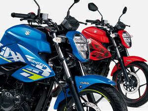 【スズキ】スポーティーな150ccロードスポーツバイク「ジクサー」に新色を採用し3/24発売!
