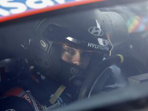 ペター・ソルベルグの息子オリバーがWRC初戦で7位! ヒュンダイからトップクラスデビュー【モータースポーツ】