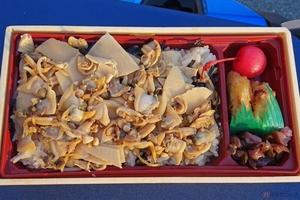 「バー弁」で有名な千葉県木更津市で見つけたもうひとつのご当地弁当「あさり飯」とは!?