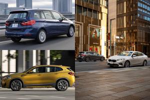 【比較試乗】「BMW 1シリーズ vs 2シリーズグランクーペ vs 2シリーズグランツアラー vs X2」アナタならどのモデルを選ぶ? BMWのFFコンパクト大研究!