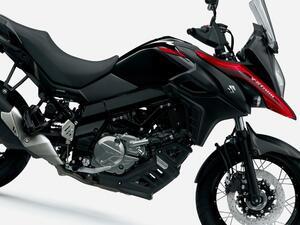 【新車】クラスを超えすぎの650ccアドベンチャーバイク! スズキ『Vストローム650/XT』が2021年モデルとしてカラーチェンジ。価格と発売日は?【SUZUKI V-Strom650/XT】