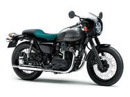 カワサキ「W800 カフェ」【1分で読める 2021年に新車で購入可能なバイク紹介】