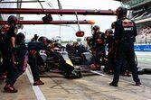 勝利逃したレッドブル「戦略的に手の打ちようがなかった」と代表/F1第4戦決勝