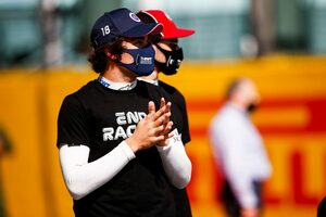ストロール「クラッシュの原因は調査中。結果は残念だがこういうこともある」:レーシングポイント F1第9戦決勝