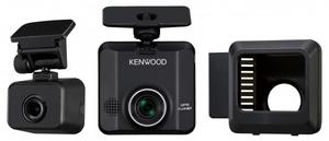 企業の車両管理者が設定管理できるJVCケンウッドの前後同時録画対応2カメラドライブレコーダー「DRV-MR450DC」