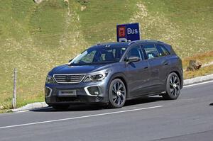 【広々とした7シーター】フォルクスワーゲンID.6 電動SUV 306ps 欧州2021年発売