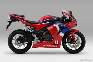 ホンダ 新型 「CBR600RR」の詳細を公開! アジアロードレース選手権での王座奪還を目指す
