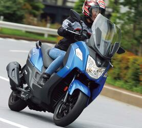 SYM「JOYMAX Z250」【試乗インプレ・車両解説】(2020年)税込50万円を切る250ccビッグスクーターが日本上陸!