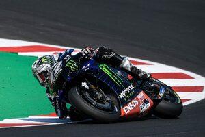 【レースフォーカス】ポールスタートのビニャーレス、失意の6位/クアルタラロがピットインした理由:MotoGP第7戦