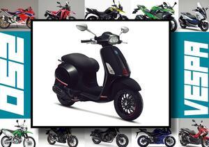 ベスパ「スプリント150」いま日本で買える最新250ccモデルはコレだ!【最新250cc大図鑑 Vol.042】-2020年版-