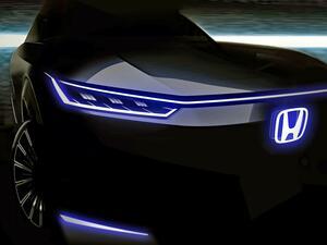 ホンダが2020年 北京モーターショーの出展概要を発表。ワールドプレミアはコンセプトEV!