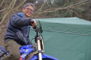 「バイクだけじゃ終わらない、セカンドドリームまで考えた1台」ダートバイク・プロフィール presented by OGUshow