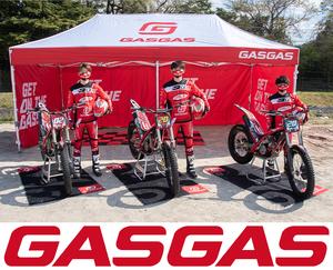 【GASGAS】「GASGAS with MITANI」2021 MFJ 全日本トライアル選手権シリーズの参戦体制を発表