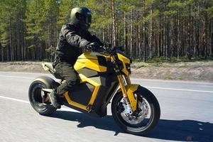 Verge Motorcyclesのハブレス電動バイク「TS」がレッドドットデザインアワード獲得 設立3年目で初受賞
