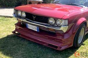 迫力満点の二重アゴ!? トヨタ「セリカ」のグラチャン仕様を海外で発見!