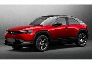 「速報」マツダが北米で新型MX-30にロータリー発電機搭載のシリーズプラグインハイブリッドEVを正式発表!