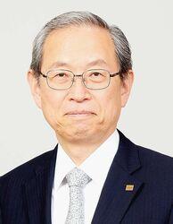 東芝、綱川会長が社長に就任 経営混乱収拾へ再登板