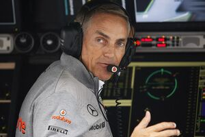 元マクラーレン代表のウィットマーシュがアストンマーチンに加入「F1チャンピオン獲得のための新たなステップ」