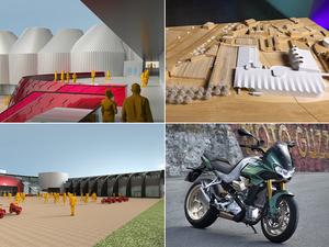 【モトグッツィ】生産工場の再構築プロジェクトを発表(動画あり)