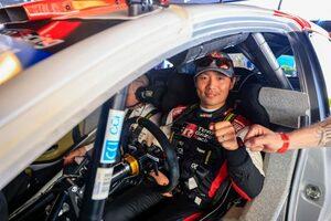 勝田貴元がふたたびコドライバー変更。ソルベルグの元相棒ジョンストンとWRCフィンランドへ