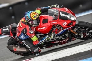 「ヨシムラSERT Motul」EWC第3戦ボルドール24時間耐久で優勝 レースの大半をリードしシリーズ首位を奪還