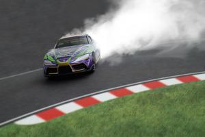 エヴァンゲリオンレーシングとトミカが初のコラボ! 初号機カラーのGRスープラが予約販売を開始