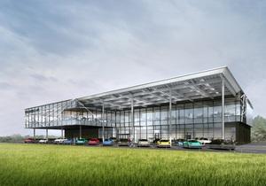 【世界9番目】「ポルシェ・エクスペリエンスセンター東京」2021年夏オープン 千葉県木更津市に