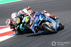 【MotoGP】「ランキング3位も無理かと思っていた」スズキのアレックス・リンス、2020年の自己評価は8.5点