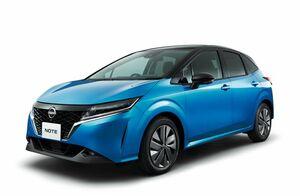 日産の人気コンパクトカーの「ノート」がフルモデルチェンジ。第2世代e-POWERを搭載するハイブリッド専用車に刷新して、12月23日に発売