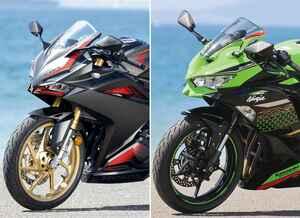 ホンダ「CBR250RR」とカワサキ「Ninja ZX-25R」のスタイリングを比較!【2気筒 VS 4気筒 250ccスーパースポーツ対決】