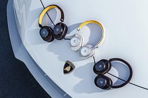 ランボルギーニと「Master & Dynamic」が提携、新たなヘッドフォン・コレクションを発表