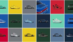 歴代ポルシェ911ターボとPUMAがコラボしたスニーカー登場! 北米では発売即完売の大人気