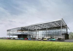 最高のポルシェ体験を! 「ポルシェ・エクスペリエンスセンター東京」が2021年にオープン