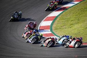 MotoGP第15戦 2020年シーズン最終戦はKTMのオリベイラ選手が勝利