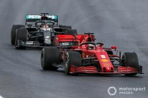 好調フェラーリ、2021年の復活に期待。ビノット代表「好結果が支えになっている」