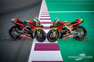 【MotoGP】アプリリア、来季はサヴァドーリかスミスがセカンドライダーに。冬季テストで見極めへ