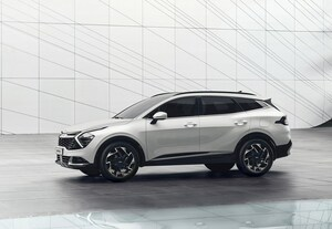 ヴェゼルもライバル。韓国キアの新型SUV「スポルテージ」の先進的なデザインや機能に注目